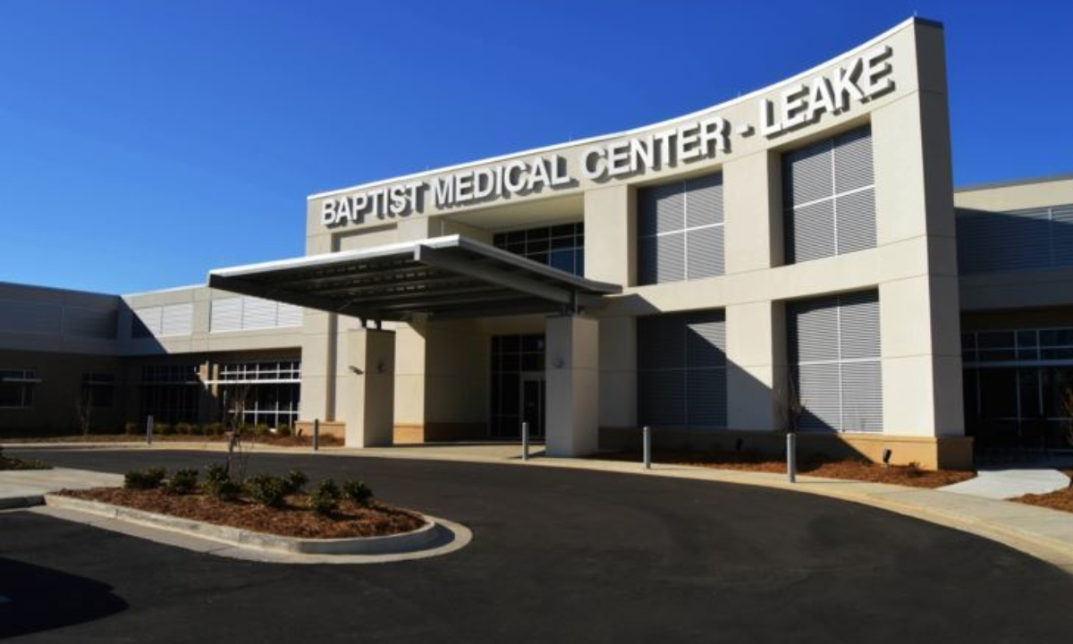 Baptist Medical Center – Leake